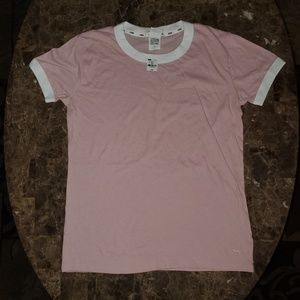 NWT VS Pink Pink Tee medium